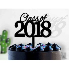 Class of 2019 cake topper