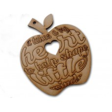 It takes a big Heart decoration