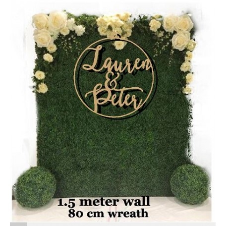 Weddings Wooden Signs For Bridal Table