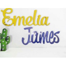 Painted Wooden Wall signs 20cm