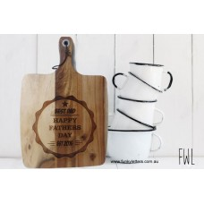 Fathers Day chopping boards