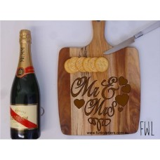 Wedding Chopping Boards personalised