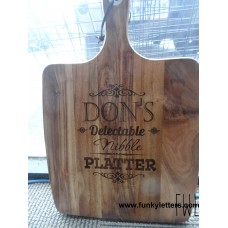 Personalised Custom chopping boards design your own