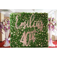 Large Hanging Birthday SIgns