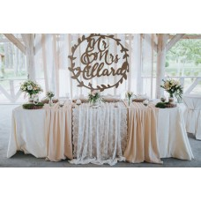 Extra Large Wreath for floral Backdrop