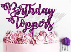 Birthday Cake Toppers 29