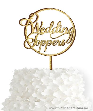 Wedding Cake Toppers 29